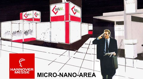 csm IVAM Microtech Nanotech MICRO NANO AREA Hannover Messe 480 81d301adf1