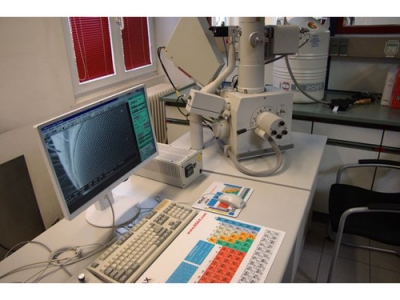 Raster-Elektronen-Mikroskop