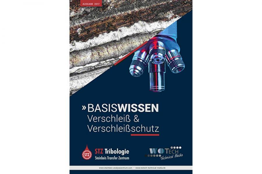 """STZ: Broschüre """"Basiswissen Verschleiß und Verschleißschutz"""""""