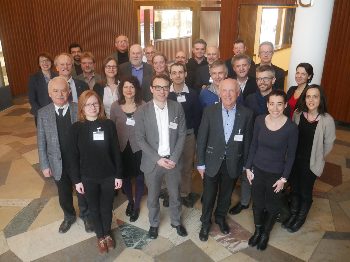inSSIght consortium kick off group picture web