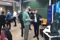 """27.11.2019 die Veranstaltung """"Training mithilfe von Virtual Reality"""""""