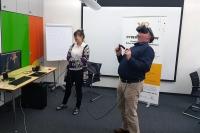 11.12.2019 virtueller Design Thinking-Workshop