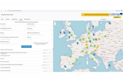 SYNERGY SYNPRO Tool – Match-Making Tool für die Suche nach geeigneten Kooperationspartnern im Hightech-Bereich