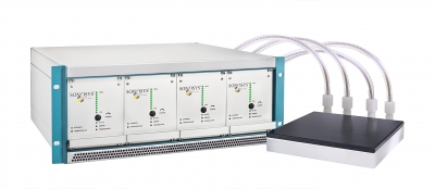 Megasonicsystem mit Tauchschwinger