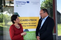 CARE4TECH Video-Interview mit Prof. Sikora