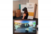 Standortübergreifende Kollaboration in Virtueller Realität