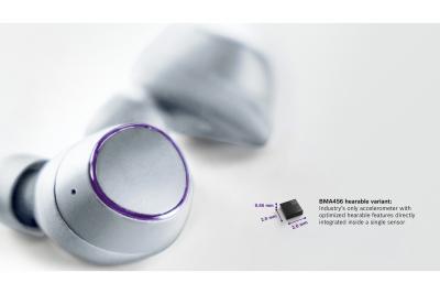 Die Hearable-Variante des BMA456 ermöglicht Herstellern die Entwicklung von kleineren und genaueren Hearables mit geringerem Stromverbrauch und höherer Leistung. Der BMA456 ist der einzige Beschleunigungssensor auf dem Markt, mit optimierten Hearable-Funktionen, die in einem einzigen Sensor integriert sind.