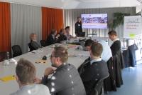 """Zweites Treffen des """"Lernenden Netzwerks"""" von ScaleIT bei der digiraster GmbH & Co. KG"""