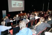 Großes Interesse an Forum zu künstlicher Intelligenz in der Praxis
