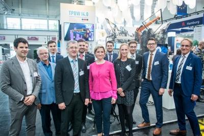 TPBW auf der Hannover Messe 2018