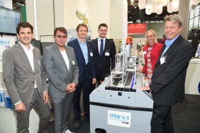 TPBW auf der CEBIT in Hannover 2018